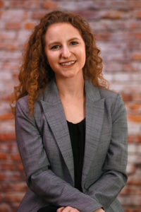 Madison Oberg, Partner at Oberg Law Group APC, Headshot